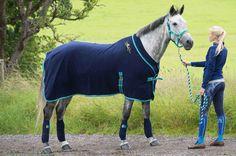 Maven #Fleece-#Bandagen für den #Partnerlook mit deinem #Pferd. #Tottie #englishequestrian www.englishequestrian.com
