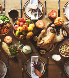 Thanksgiving is the King of table-centered holidays, a time where family members spend hours prepping and preparing meals for a time when their family…