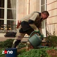 Lafont qui habille les #jardiniers de l'Elysée, c'est à voir et à revoir dans l'émission Zone interdite sur #M6 !
