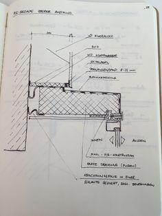 ar.de_15 #PR-Fassade #steel #Stahl #glas #architecture #Architektur #architecturesketch #sketch #Skizze #art #archidaily #ideas #design #instadaily #detailsmagazine #insulation #detail #drawing #draw #moleskine #sketchbook #pen #detail #detailsmagazine #detailarchitecture #bau