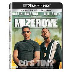 Blu-ray Mizerové, Bad Boys, UHD + BD, CZ dabing | Elpéčko - Predaj vinylových LP platní, hudobných CD a Blu-ray filmov Martin Lawrence, Will Smith, Bad Boys, Ads