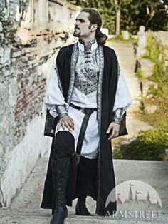 Groom's outfit with overcoat