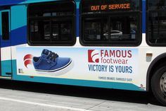 #OOH #Shoes #FamousFootwear