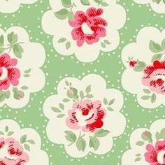 Cath Kidston Provence rose oilcloth per m Cath Kidston Patterns, Cath Kidston Fabric, Cath Kidston Wallpaper, Fabric Wallpaper, Rose Wallpaper, Wallpaper Samples, Pattern Paper, Fabric Patterns, Curtain Inspiration