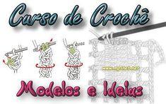 Curso de Croche - Modelos e Ideias. Veja em detalhes no site http://www.mpsnet.net/G/273.html via @mpsnet Aprenda criar e fazer Crochet, para uso proprio, como hobby ou ainda para revender. Veja em detalhes neste site