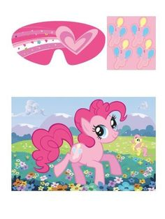 My Little Pony Party Game by Amscan, http://www.amazon.com/dp/B00B9L8N4O/ref=cm_sw_r_pi_dp_t8qnsb0ZMH3S1