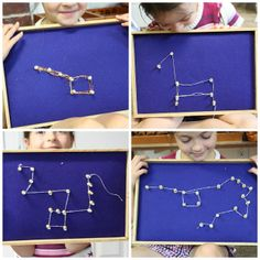 Let's learn about the constellations--activities for kids