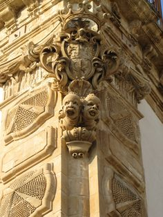 Scicli, Sicily, R.
