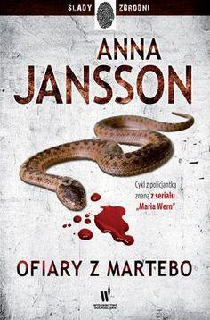 Ofiary z Martebo - Anna Jansson