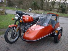 1978 BMW R45 (upgraded to 650cc) with Watsonian Squire sidecar, I  owned this 12yrs.