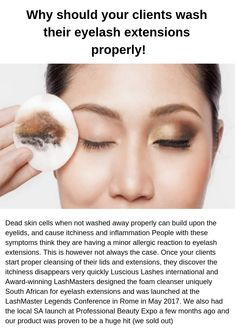 Foaming Lash Brow Cleanser NEW Rooibos extract organic Natural product Eyelash Extensions, Cleanser, Brows, Eyelashes, Beauty, Eyebrows, Lashes, Lash Extensions, Eye Brows