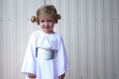 Princess leia Costume & Belt Tutorial