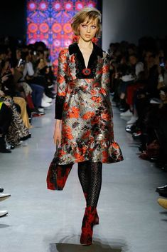 Anna Sui Fall 2018 Ready-to-Wear Collection