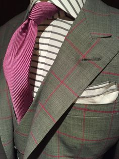 """preppybythegraceofgod: """"Rykken riggy sicky at da stalwart of style Paul Stuart, ducked in for a chat and a few finds. Mens Fashion Suits, Blazer Fashion, Men's Fashion, Mens Suits, Fashion Outfits, Dapper Gentleman, Gentleman Style, Sharp Dressed Man, Well Dressed Men"""