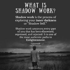 Shadow Work: How to Let Your Demons Guide You - The Minds Journal Discovering and owning our demons is a vital part of our spiritual journey. Shadow Work How to Let Your Demons Guide You (Without Going Crazy) Spiritual Awakening, Spiritual Quotes, Spiritual Psychology, Awakening Quotes, Spiritual Path, Healing Quotes, Reiki, Site Art, Inner Demons