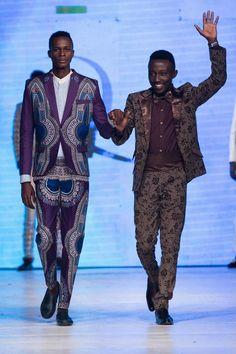 DM collection Kinshasa Fashion Week 2015, Congo - #Menswear #Trends #Moda Hombre #Tendencias