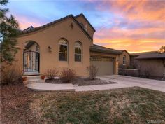 Colorado Homes for Sale - Lovely Spanish-style property in prestigious gated community in Castle Pines Village