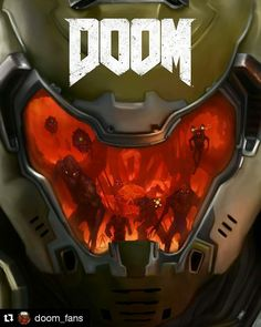 #Repost @doom_fans with @repostapp  This is amazing. Thank you WretchedIAN via…