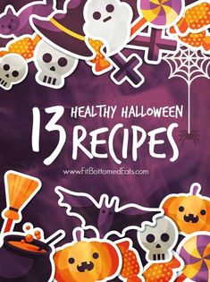13 Healthy Halloween Recipes That Are Easy — and Totally Adorable