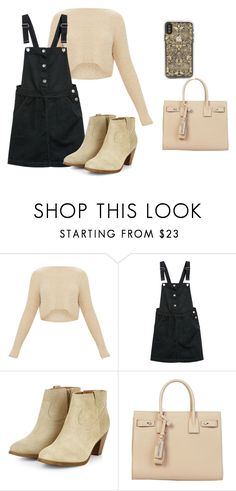 """""""Untitled #27"""" by stogtman on Polyvore featuring Yves Saint Laurent and Sonix"""