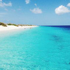 Klein Bonaire (10 min water taxi - gorgeous but no facilities )