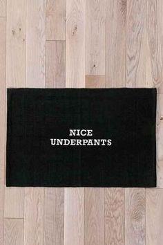 ★新作★アーバンアウトフィッターズ Underpants Handmade Mat