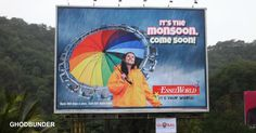 Enjoy the #Monsoon #Masti with unlimited rides at #EsselWorld!  #OOH #Mumbai #Billboard #Advertising