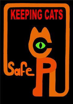 Cat Protection League Poster