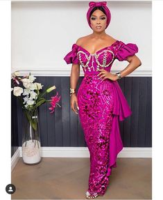 Reliable African based Nigerian News/Media portal For Breaking News, African Wedding, entertainment news Gossip, inspiring & motivating ideas, projecting vibrant posibility of Africa Aso Ebi Lace Styles, African Lace Styles, Lace Dress Styles, African Lace Dresses, Ankara Dress Styles, Latest African Fashion Dresses, African Inspired Fashion, African Print Fashion, Ankara Fashion