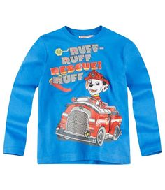 Humorous Paw Patrol Boys T Shirt Top 2-8 Years Brand New Official Licensed 2016 Design Complete In Specifications Clothes, Shoes & Accessories