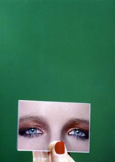 Green. Guy Bourdin