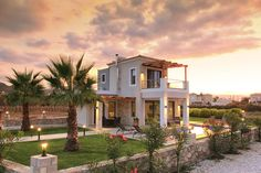 Top Villas in Crete | Alexandros Villa | Highest rated villa in this region. Situated in a real village. Luxuriously furnished. It is worth of your every penny. | thetripjunkie.com