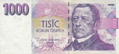 Our Prague Currency - The Czech Korun - Livingprague Military Tags, Military Orders, Portugal, Money Bank, Czech Republic, The Collector, Are You Happy, Paper, Ficus