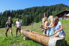 Die Wildalm im Heutal / Unken Family Vacations, Hay, Bayern, Nice Asses