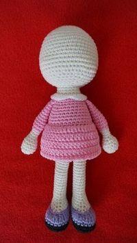 Amigurumi Little Doll-Free Pattern   Amigurumi Free Patterns