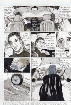 #redlodge #webcomic #mangaink #pigmamicron #copicciao #blogbd   Et voici enfin comme promis, la 20ème page de Red Lodge !! Réalisée avec des crayons Pigma Micron, Kuretake et Copic Ciao.