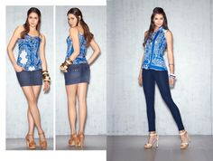Luce fantástica con nuestra colección Azul Bohemio.