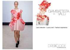Giambattista Valli coming soon on www.drexcode.com ! New season 2014/15.  #drexcode #luxuryrent