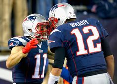 Julian Edelman Photos - New England Patriots v San Diego Chargers - Zimbio