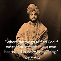 60 best swami Vivekananda images on Pinterest   Hinduism  Swami     50 Famous Swami Vivekananda Quotes About Success And Spirituality