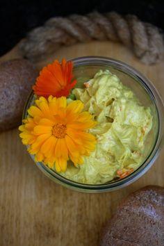 Marigold-Butter  Ringelblumen-Butter