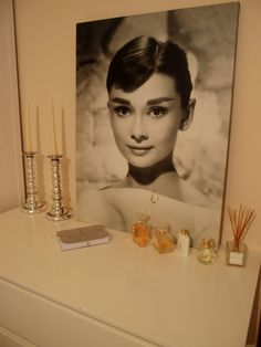 what would my place be like without my icon - audrey?