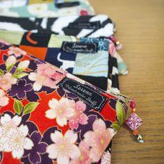 Dettaglio zipper pouch