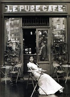 Rodney Smith, Le Pure Café, Paris on ArtStack Black White Photos, Black And White Photography, Paris Black And White, Photo Black, Vintage Photography, Street Photography, Coffee Photography, Fashion Photography, Candy Land Party