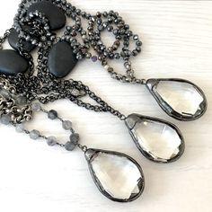 Teardrop pendant necklace, big teardrop necklace Cultured Pearl Necklace, Pearl Gemstone, Cultured Pearls, Gemstone Necklace, Pendant Necklace, Teardrop Necklace, Dangle Earrings, Gold Chocker, Jewelry Gifts