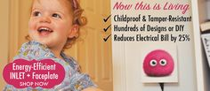 Childproof Electrical Charging Station for your Nursery or Kids Room