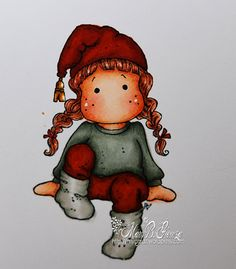 Mini #3058 Sweet Christmas Tilda