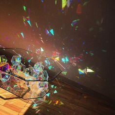 » Le palace du rayon laser étincelant
