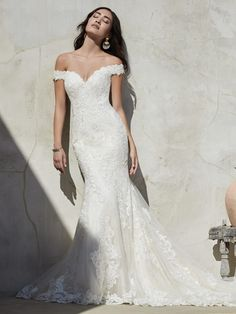 25549 - Kennedy by Sottero & Midgley - Try this beauty on at Aurora Bridal in Melbourne, FL 321-254-3880