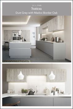 Create your scandi kitchen by mixing shades of grey with wood. This is perfect for open plan living – we can also provide a modern media unit that works seamlessly from kitchen to living are. Masterclass Kitchens distribute kitchens across to independent retailers across England, Wales and Scotland